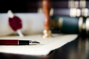 carta penna avvocato